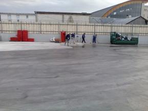 Lac poliuretanic 2 - Reconditionari suprafete din beton degradat