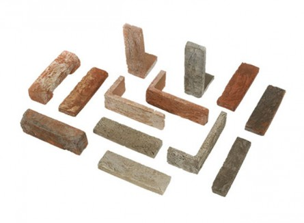Caramida aparenta antichizata - Caramida aparenta Nelissen
