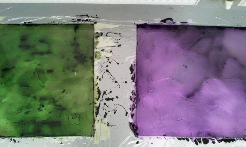 Epoxi decorativ - efecte & culori - Epoxi decorativ - efecte & culori