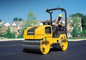 Compactor de asfalt Volvo DD38HF - Compactoare de mici dimensiuni pentru asfalt - Small Asphalt
