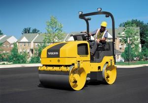 Compactor de asfalt Volvo DD31HF - Compactoare de mici dimensiuni pentru asfalt - Small Asphalt