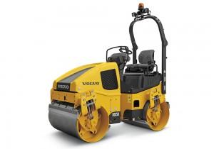 Compactorul Volvo DD25B: Compactare de calitate. - Compactoare de mici dimensiuni pentru asfalt - Small Asphalt