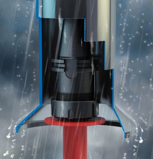 Paratrasnet DAT CONTROLER PLUS - Izolare ploaie - Paratrasnete cu dispozitiv de amorsare