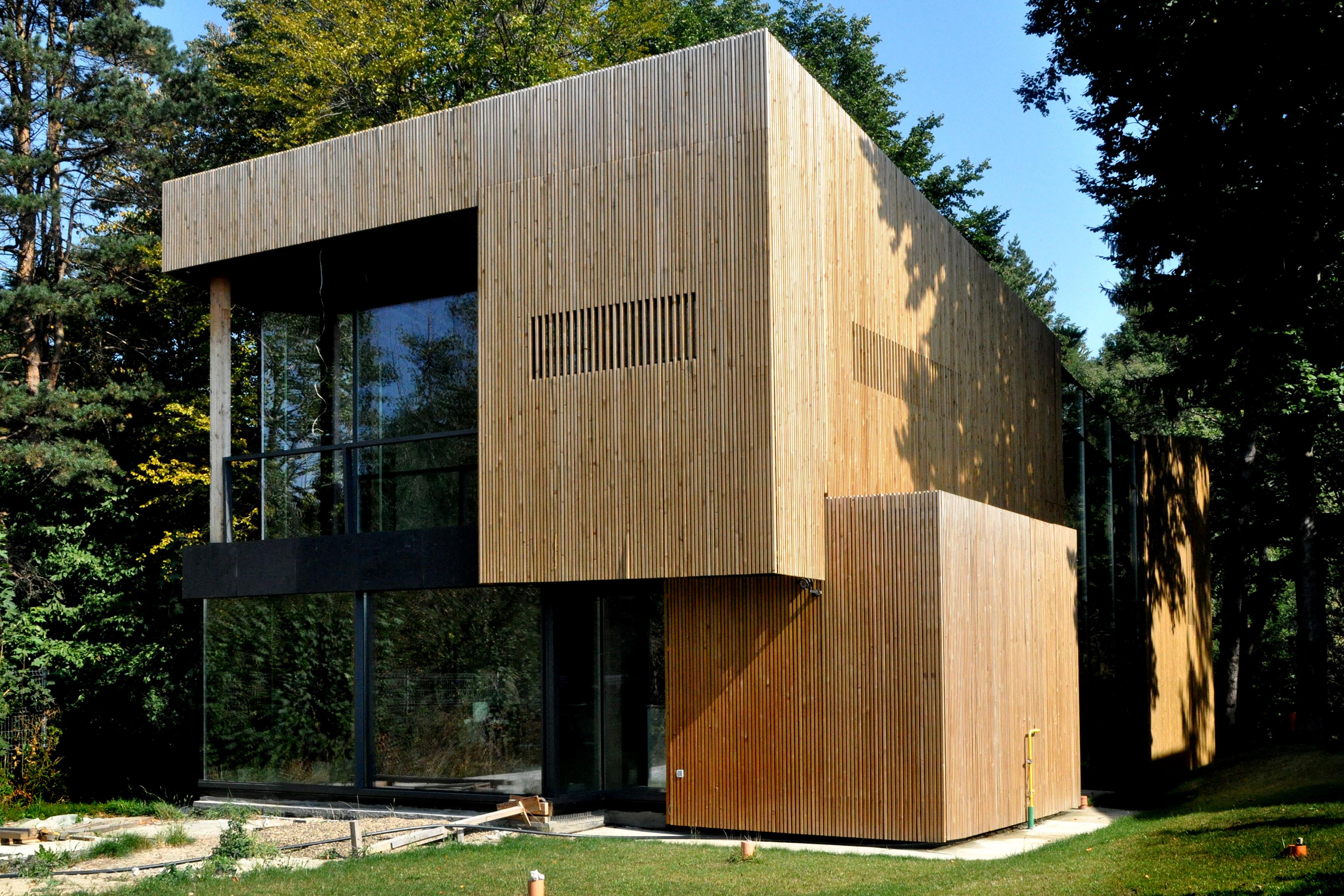 """Proiectul """"CHE casa in standard pasiv"""" premiat la Anuala de Arhitectura prezentat la RIFF - Proiectul"""