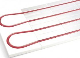 Sistemul cu suport - Placa Sistem Usor -  fara turnare de sapa 1 - Montaj - Sistem de incalzire in pardoseala pe Placa Sistem Usor - fara turnare sapa