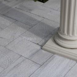 Marmura Kavala Cross Cut Buceardata 40 x 20 x 2 cm - Marmura