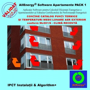 AllEnergy® Software Apartamente PACK 1 - AllEnergy® Software Apartamente Pack1.1