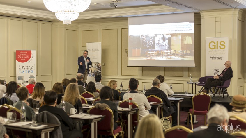 GIS - expo-conferinta internationala pentru arhitectura si design de interior - Forumul SHARE a reunit timp