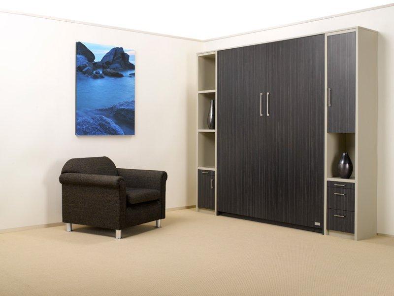 Sistem pentru pat rabatabil-inchis - Amenajarea confortabilă a dormitorului sau cum poți să creezi un spațiu