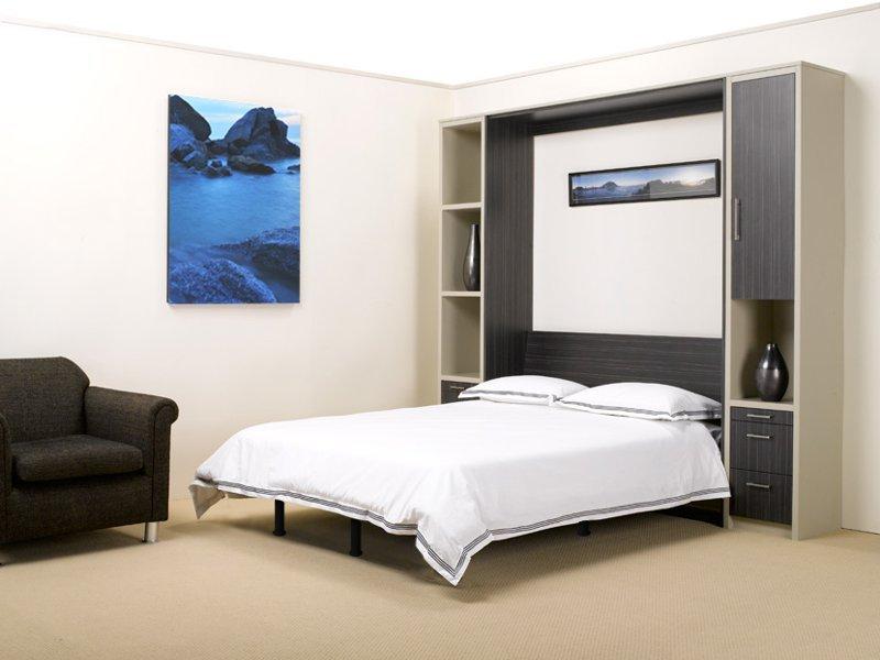 Sistem pentru pat rabatabil-deschis - Amenajarea confortabilă a dormitorului sau cum poți să creezi un spațiu