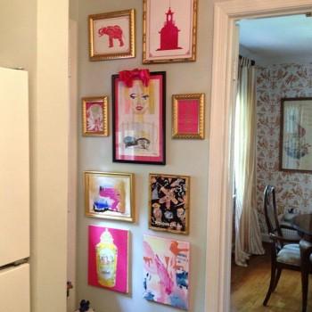 Galeria de arta de pe perete: sfaturi si sugestii - Galeria de arta de pe perete: sfaturi si sugestii Blog Blog small abstract art 1 141151