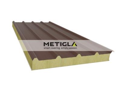 Panouri termoizolante pentru acoperis MW - Panouri MW acoperis