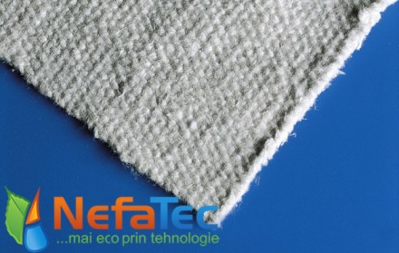 Tesatura fibra ceramica - Tesaturi industriale