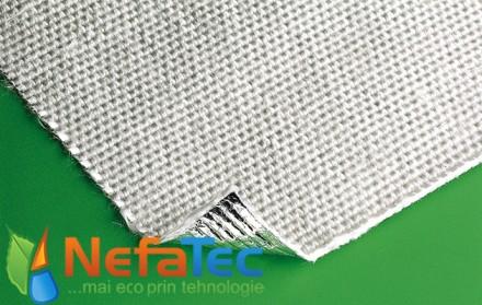 Tesatura fibra sticla aluminizata - Tesaturi industriale