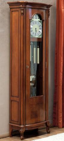 Vitrina Ceas Firenze - Mobila sufragerie lemn masiv Firenze