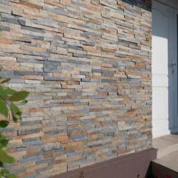 Ardezie Panel Sahara 15 x 60 cm - Piatra naturala panel