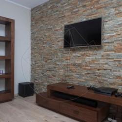 Quartit Panel Bronze 15 x 60 cm - Piatra naturala panel