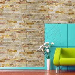 Limestone Panel Sparta 15 x 60 cm - Piatra naturala panel