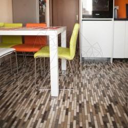 Mozaic Marmura Mix Marble Polisata 2.3 x LL - Piatra naturala panel