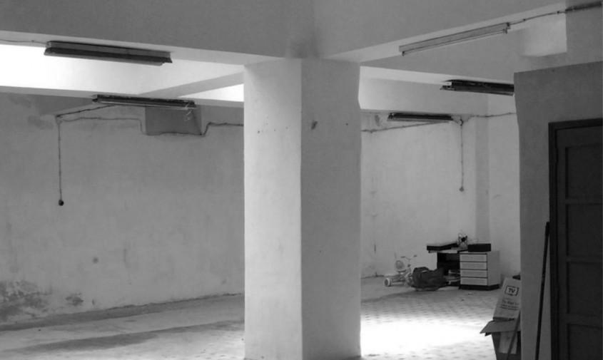 Garaj fara ferestre transformat intr-un loft modern si elegant - Garaj fara ferestre transformat intr-un loft