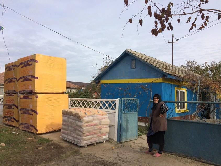 CELCO sprijina comunitatea din Corbu si Luminita - CELCO sprijina comunitatea din Corbu si Luminita