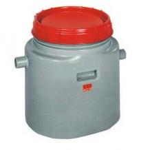 Separator de grasimi din polietilena ECO-MOBIL - Separator de grasimi din polietilena