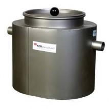Separator de grasimi LIPU-MOBIL  - Separator de grasimi din polietilena
