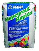 Mortar rapid de reparatie a suprafetelor din beton cu rezistente mecanice ridicate - Mapegrout Fast Set (Rapido) - Tencuieli de reparatii