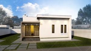 Proiect casa Minimus - Proiecte de case mici