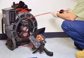 Camere pentru inspectarea si diagnosticarea video a canalelor de scurgere si a conductelor CS6/RM200 Action - Camere pentru inspectarea si diagnosticarea video a canalelor de scurgere si a conductelor