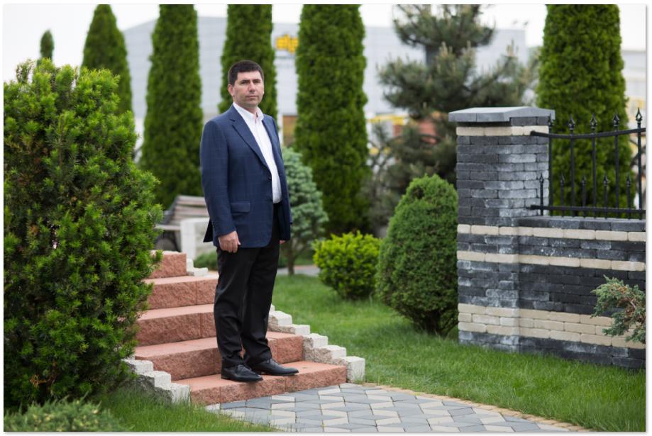 Emil Gota director general Elis Pavaje - Elis Pavaje isi extinde gama de pavaje rezidentiale cu