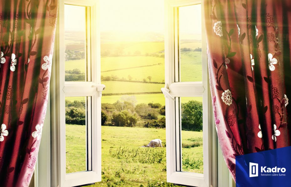 Cum economisim energie cu ferestrele KADRO - Cum economisim energie cu ferestrele KADRO