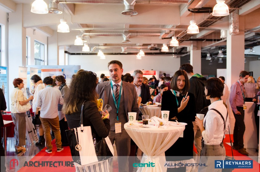 Architecture Conference&Expo a reunit peste 300 de arhitecti din Romania - Architecture Conference&Expo a reunit peste