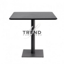 Blat din otel si picior de masa Tiffany - Componente pentru mobilierul de terasa