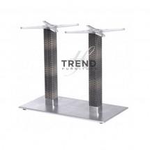 Picior Mezza Duo - Componente pentru mobilierul de terasa