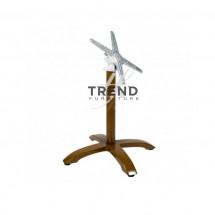 Picior Trento 4F - Componente pentru mobilierul de terasa