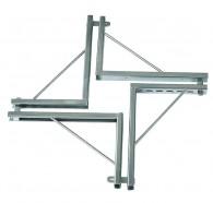 Coltar galvanizat (fig.1) - Coltare galvanizate
