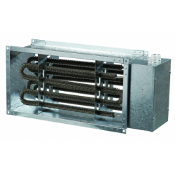 Baterie de incalzire electrica 600*300mm, 24kw, 380V - Incalzire si climatizare baterii de incalzire electrice