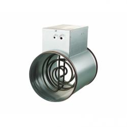 Baterie de incalzire electrica fi 125mm, 1.2kw, 220V - Incalzire si climatizare baterii de incalzire electrice