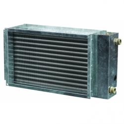Incalzitor pe apa 600*350mm, 2 tevi, 25kw - Incalzire si climatizare baterii de incalzire electrice