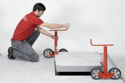 Dispozitiv ridicare capace camin HagoLifter HL - Capace de vizitare din otel