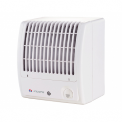 Ventilator centrifugal de perete cu intrerupator fir diam 100 - Ventilatie casnica ventilatoare centrifugale