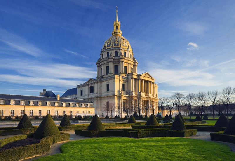 Domul Invalizilor, Paris - Lectia de arhitectura - emblemele stilului baroc