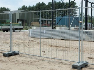Panouri mobile M90 Fitting Panel - Garduri mobile pentru imprejmuiri temporare