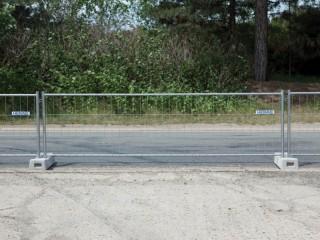 Panouri mobile M100 - Garduri mobile pentru imprejmuiri temporare