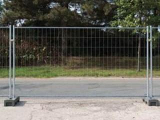 Panouri mobile M200 - Garduri mobile pentru imprejmuiri temporare