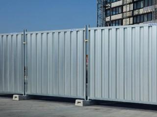 Panouri mobile M800 City Fence - Garduri mobile pentru imprejmuiri temporare