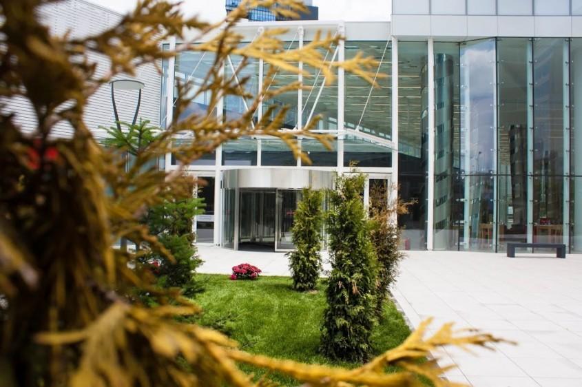 Accesul in Bucharest One inspirat de Palatul Parlamentului din Londra - Accesul in Bucharest One inspirat