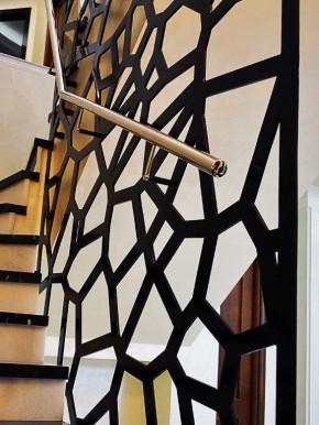 Balustrada-trafor cu model celule - Balustrade