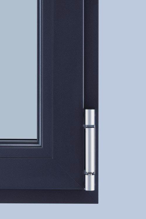Balama de cercevea inferioara 130 kg - Feroneria universala pentru ferestre si usi de terasa din